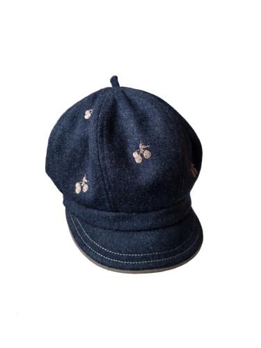 Deimantės Songailienės kepuraitė su snapeliu