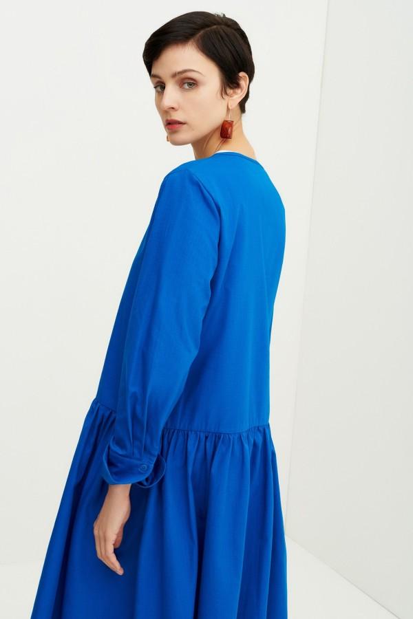 KowTow suknelė Sea Blue