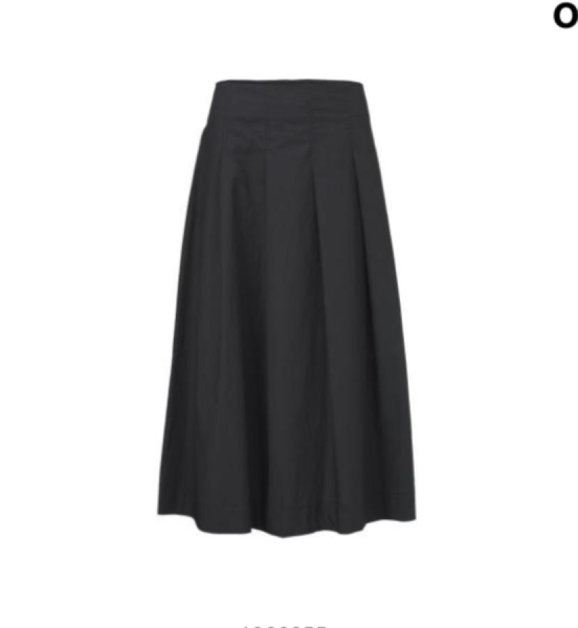 Masai juodas sijonas